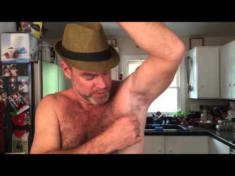 How to control underarm body odor. The real secret! DON'T USE ANTIPERSPIRANT or DEODORANT!