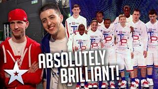 Twist & Pulse return with PHENOMENAL dance troupe!   Unforgettable Audition   Britain's Got Talent