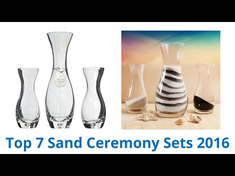 7 Best Sand Ceremony Sets 2016