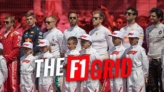 THE F1 GRID; HOW IT WORKS