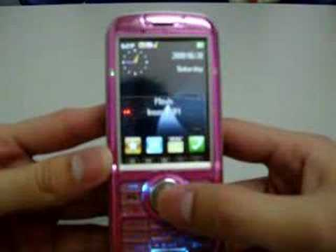 N77L Disco Lightning Phone