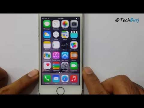 How To Completely Turn off Location Services in iOS 8- iPhone 6, iPad, iPod