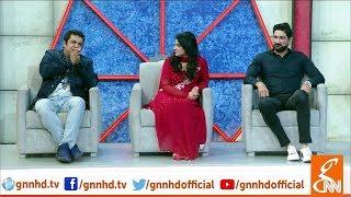 Taron Sey Karen Batain with Fiza Ali   Guest Sohail Tanveer, Samina Pasha   GNN   19 Nov 18