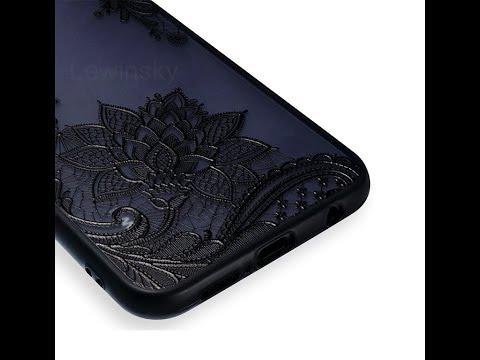 3D рельеф  чехол для телефона redmi 6