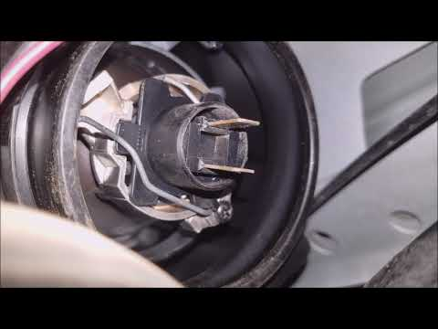 How to replace a headlight on 2010 Mazda CX 7