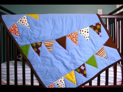 Bye Baby Bunting Quilt Tutorial