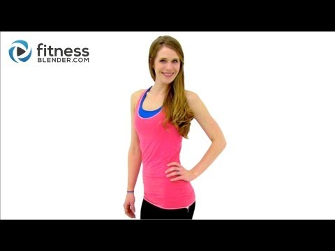 1000 Calorie Workout Video - 84 Min HIIT Cardio, Total Body Strength Training + Abs, Fitness Blender