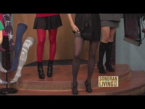 Are compression socks the new fashion trend?