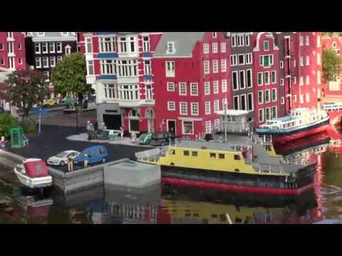 Legoland Denmark Billund Park - Scenes from the Buildings & Landscapes
