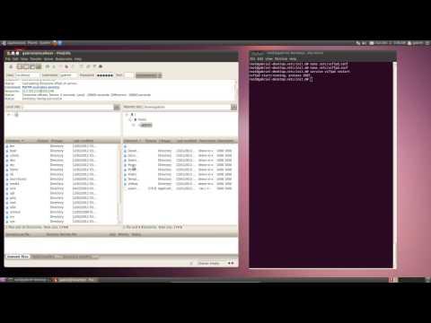 Linux FTP: VSFTPD Configuration