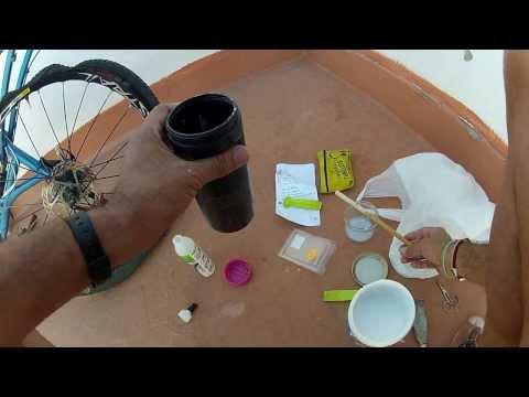 hacer líquido para tubeless  casero video mejorado