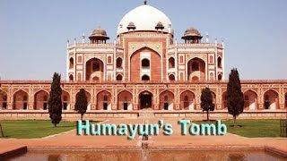 """Humayun Tomb"" 