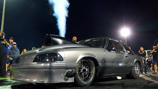 Themo - Nt Small Block Nitrous   In-car Camera - Lights Out 9!