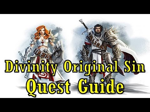 Divinity Original Sin Troll King Cave Guide