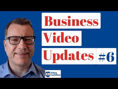 Business Video Updates For Your YouTube Business–Be Sociable – No 6