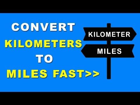 Fast Maths Trick: Convert Kilometres to Miles in Few Seconds - Hindi