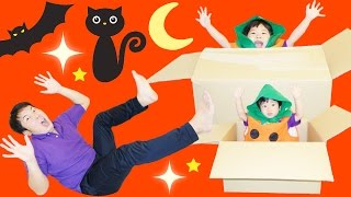 Download ★「ダンボールびっくり箱!」ハロウィンドッキリ~★Halloween Cardboard Jack-in-the-Box★ Video