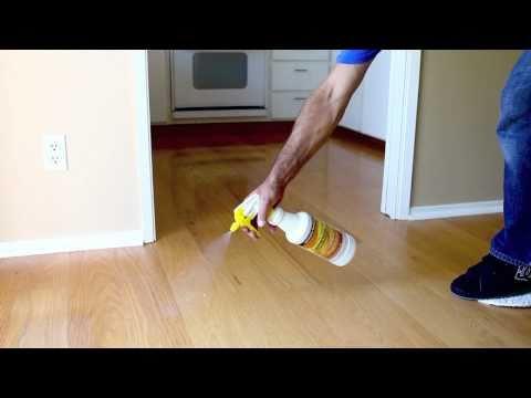 Wood Floor Cleaning San Diego Clean & Seal  Laminate / Wood Floors Tutorial - Silver Olas