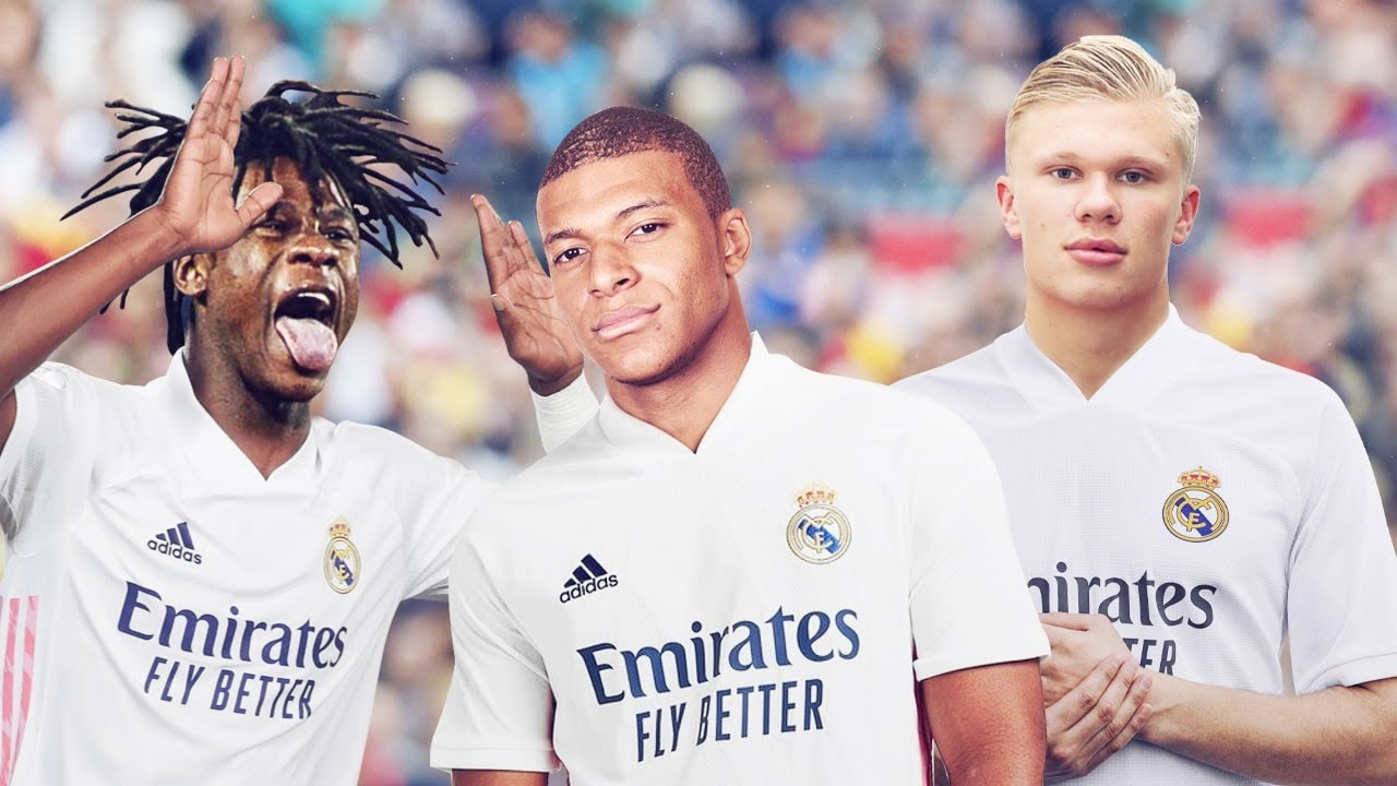 Real Madrid's incredible plans for the 2021 transfer market | Oh My Goal