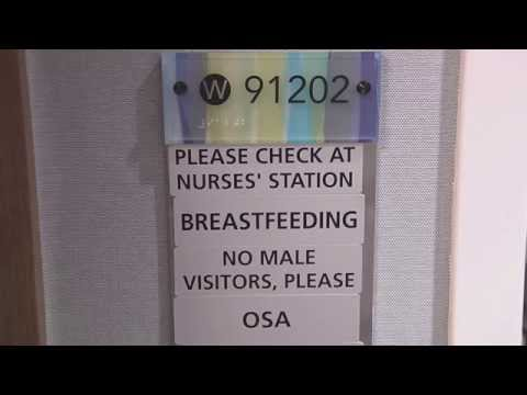 Florida Hospital Unveils Rooms of New Women's Hospital
