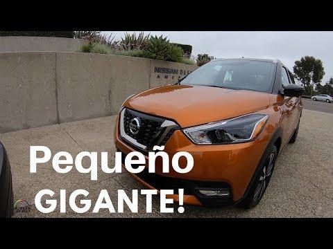 Test Drive Nissan Kicks 2018 en San Diego ... éxito garantizado