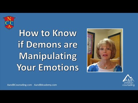 How to Know if Demons Are Manipulating Your Emotions
