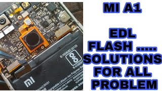 1 minute, 41 seconds) Mi A1 Edl Pinout Video - PlayKindle org