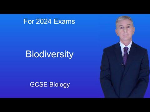 GCSE Science Biology (9-1) Biodiversity