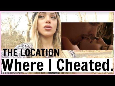 where I would go when i cheated.