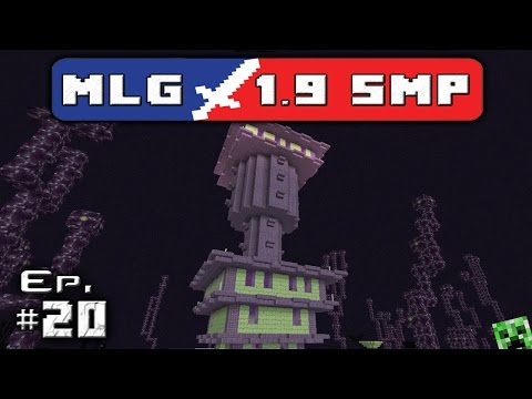 MLG 1.9 SMP Ep. 20: Finding the End City!!