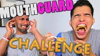 Download MOUTHGUARD CHALLENGE! ft. Fousey Video