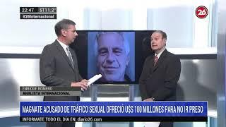 Canal 26 - 26 Internacional con Manuel Castro