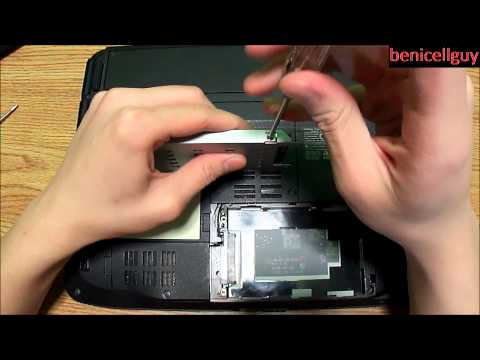 Acer Aspire 4730Z Hard Drive Replacement