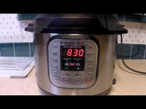 Instant Pot Plain Cooking.   Yogurt!