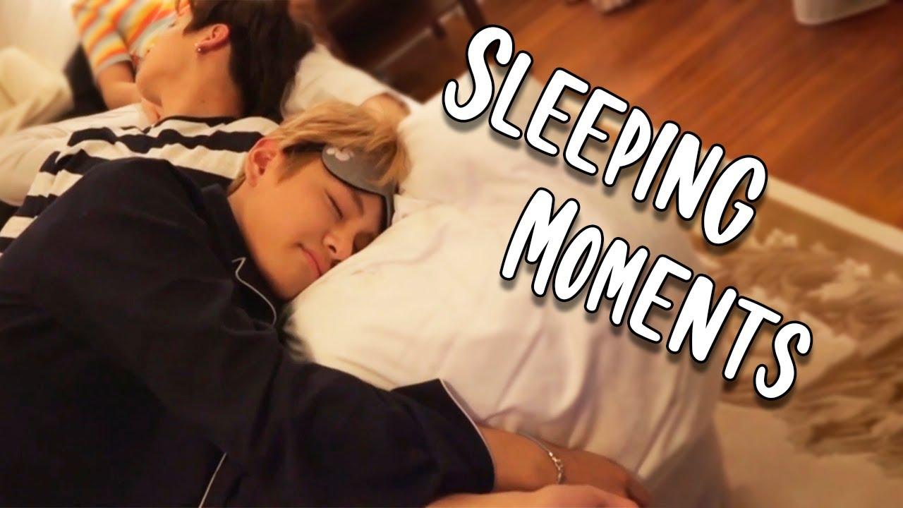 BTS Cute Sleeping Moments :)