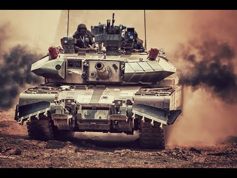 DRDO Arjun Mk 2 Main Battle Tank