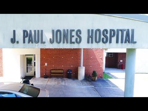 When Seconds Matter - J. Paul Jones Hospital