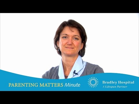 Parenting Matters Minute: Recovering from bullying