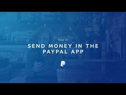 How to Send Money in the PayPal App