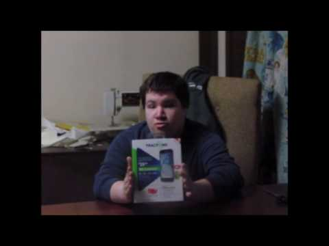 Unboxing my Samsung Galaxy Luna Tracfone