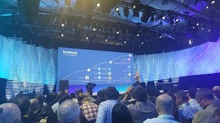 Everything announced at Facebook's F8 conference today.