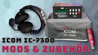 mcHF SDR transceiver M0NKA and Icom IC-7300 - PakVim net HD Vdieos