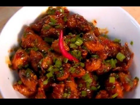 Honey Chilli Fish