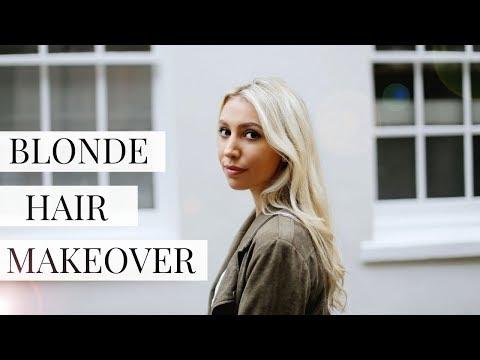 HOW TO KEEP BLONDE HAIR HEALTHY & LONG WITH NEVILLE SALON & L'Oréal PROFESSIONNEL SMARTBOND |