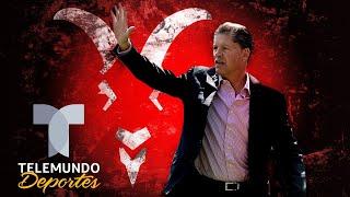 Ricardo Peláez, de goleador a salvador de grandes, ¿podrá con Chivas?   Telemundo Deportes