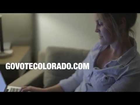 Register for the Colorado Republican Primary