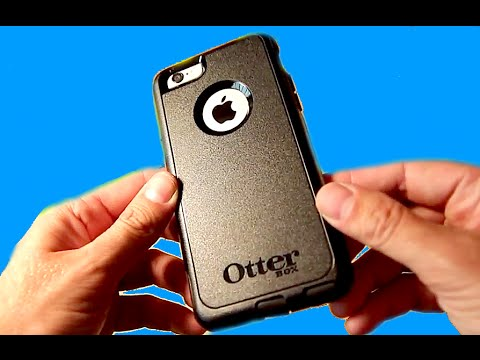 Otterbox Commuter iPhone 6 Case Review