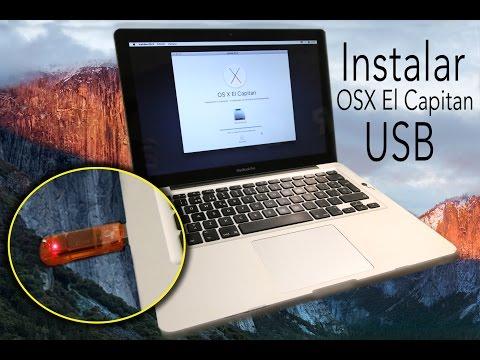 Cómo instalar OSX El Capitan desde USB | Trucos Mac OSX