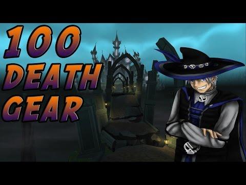 Wizard101: Malistaire Death Gear (100) |