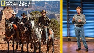 Why Four Cowboys Rode Wild Horses 3,000 Miles Across America (Part 1) | Nat Geo Live